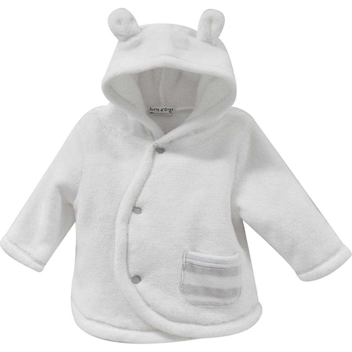 Robe de chambre courte bebe