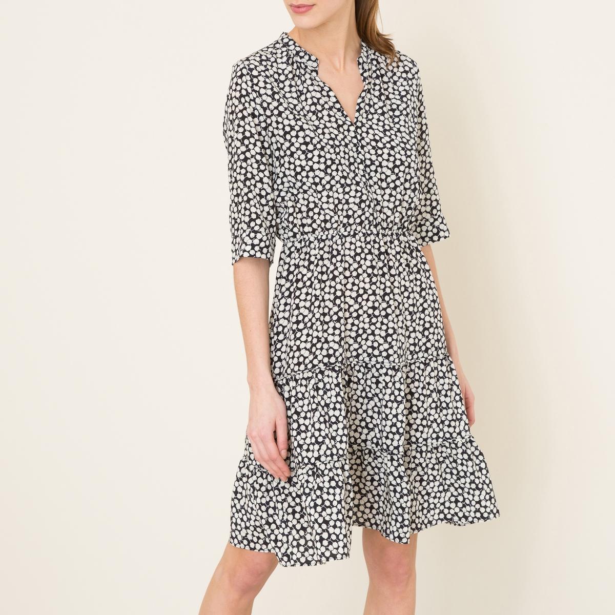 Платье с рисунком, эксклюзивный товар Brand Boutique от GERARD DAREL