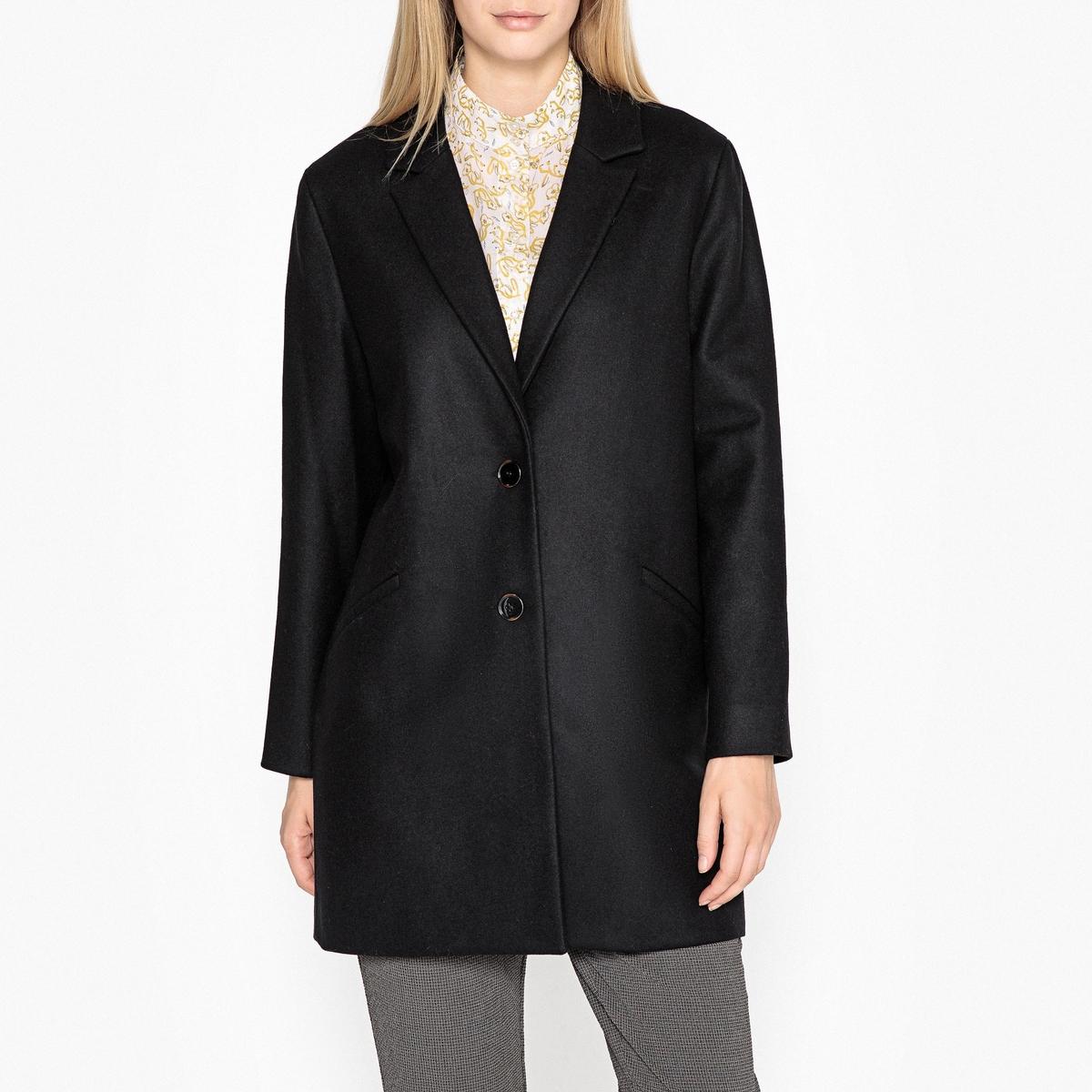 Пальто средней длины ESTEBAN