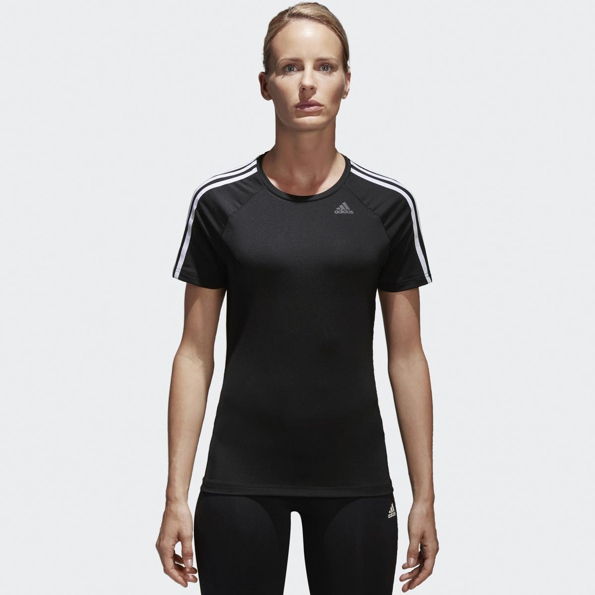 Camiseta TRAINING DESIGN 2 MOVE 3-STRIPES BK2682