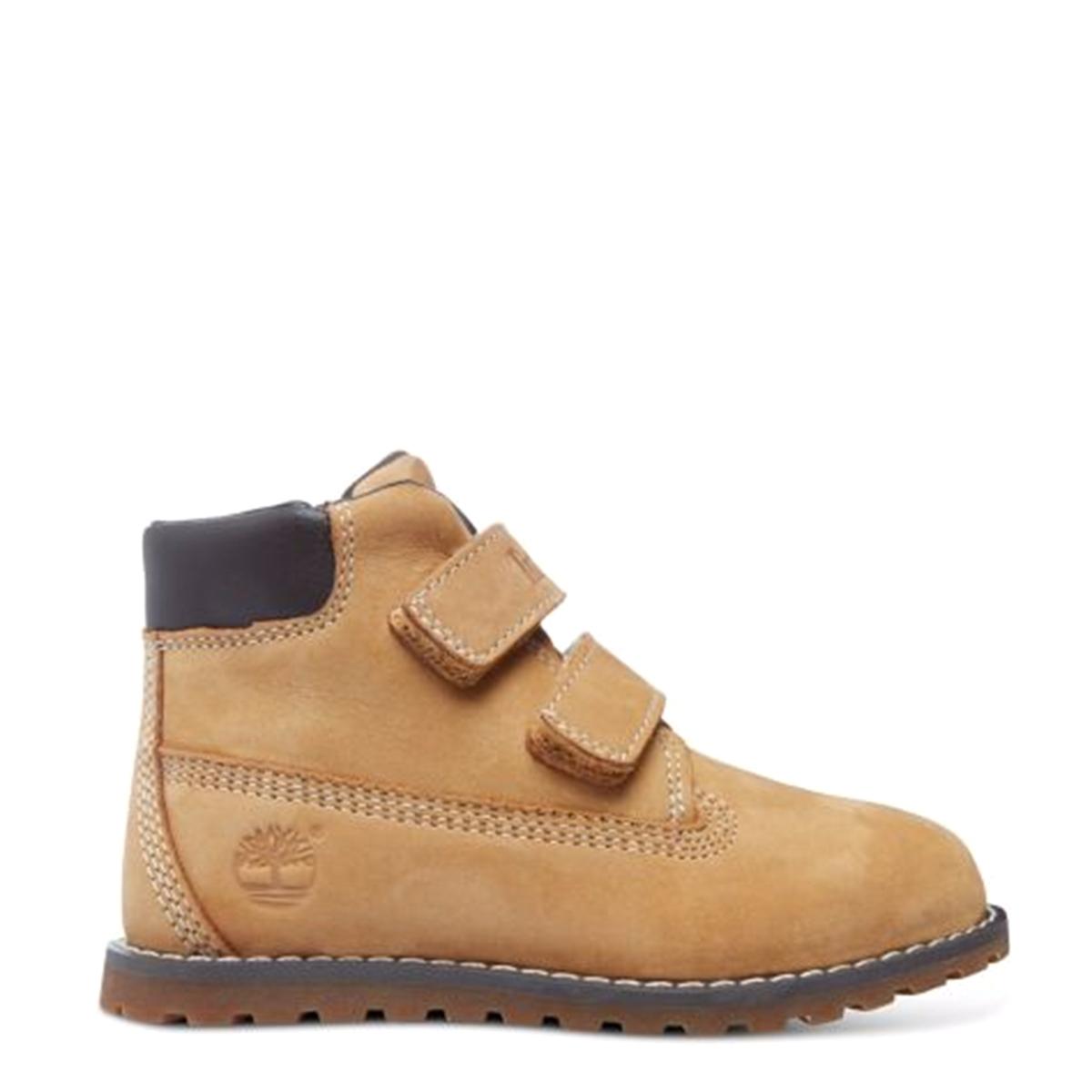Boots in pelle Pokey Pine CA127M