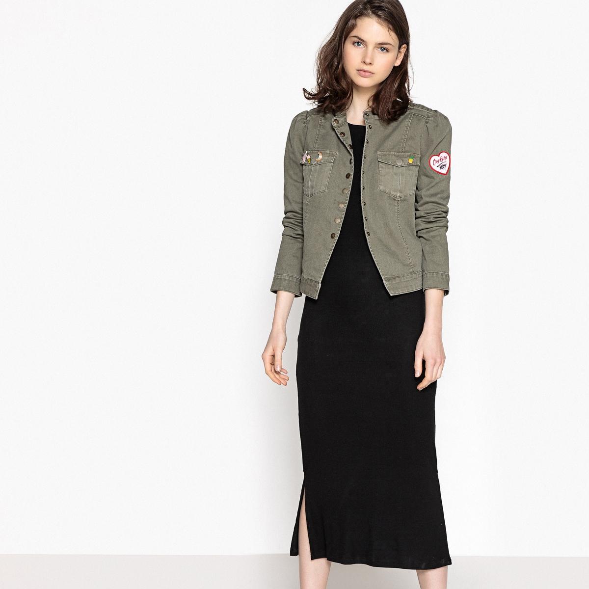 Жакет костюмный прямого покроя пиджак костюмный из льна