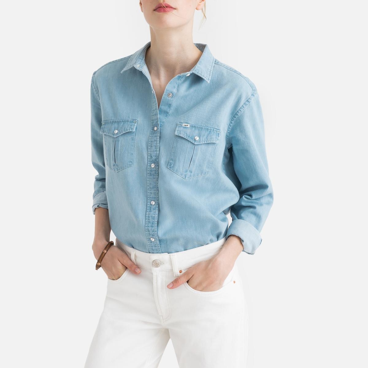 Camisa de manga larga Relaxed Western