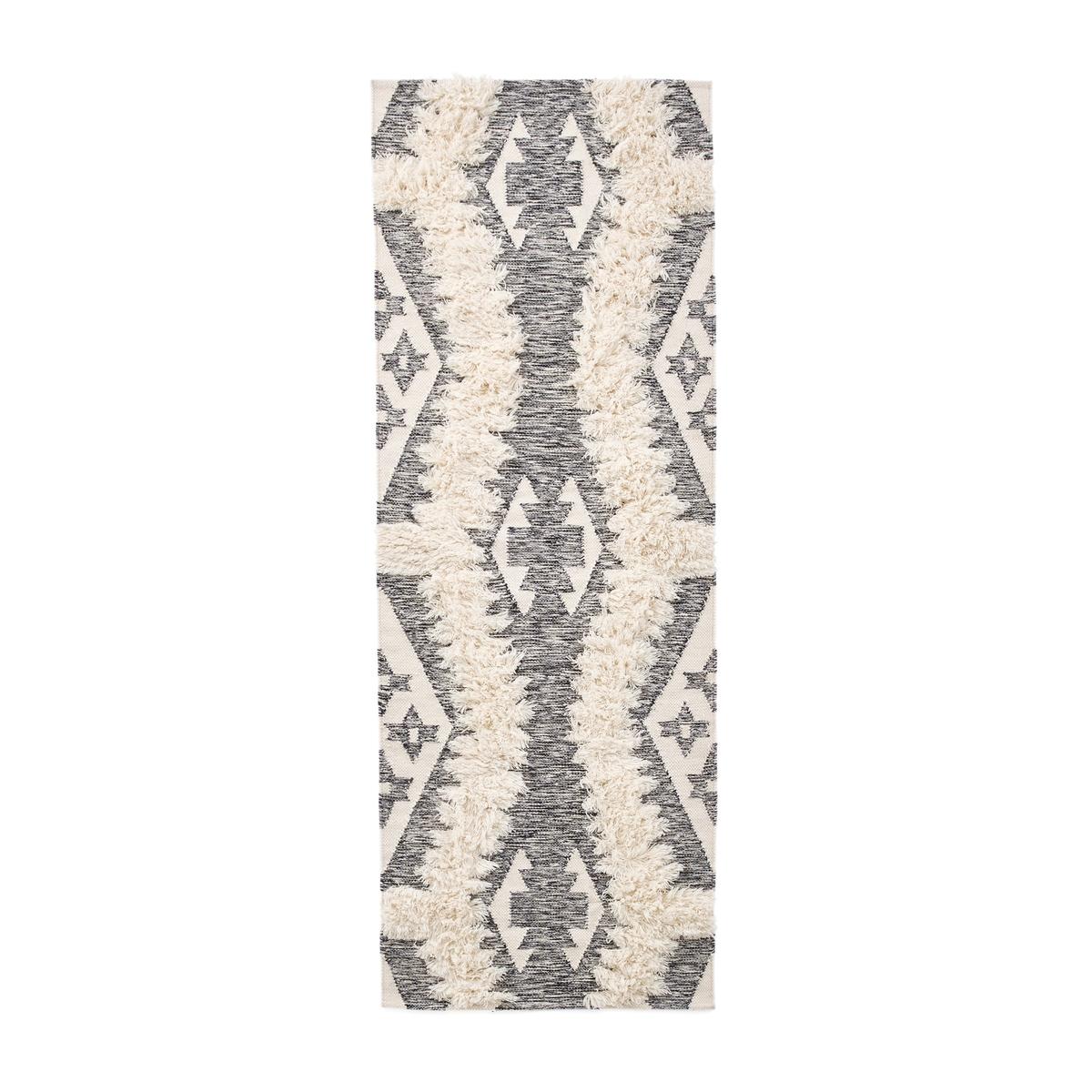 Ковровая дорожка для коридора, сотканная вручную из шерсти и хлопка, KOWALSKA