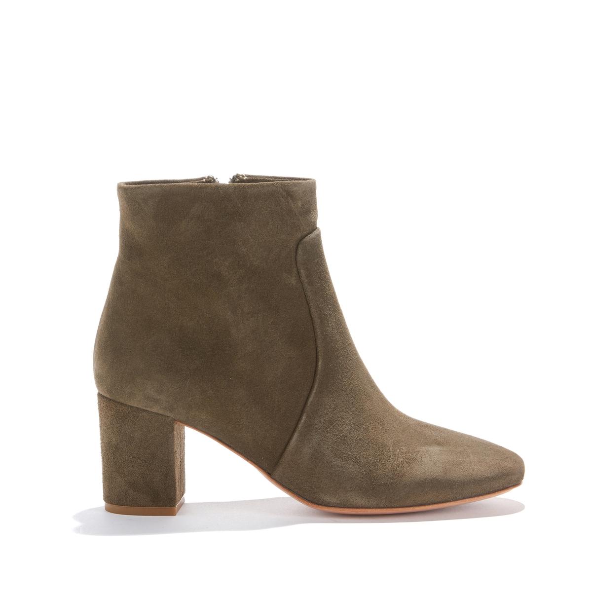 Ботильоны на среднем каблуке PETULIA женская обувь