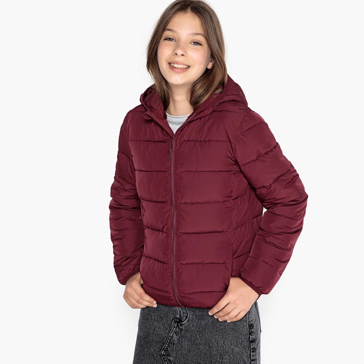 Куртка La Redoute Стеганая тонкая 10 лет - 138 см красный