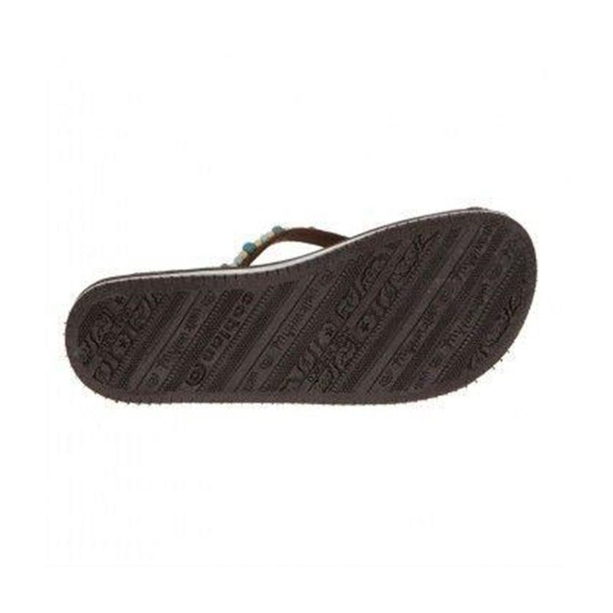 sandales  /  nu-pieds caoutchouc