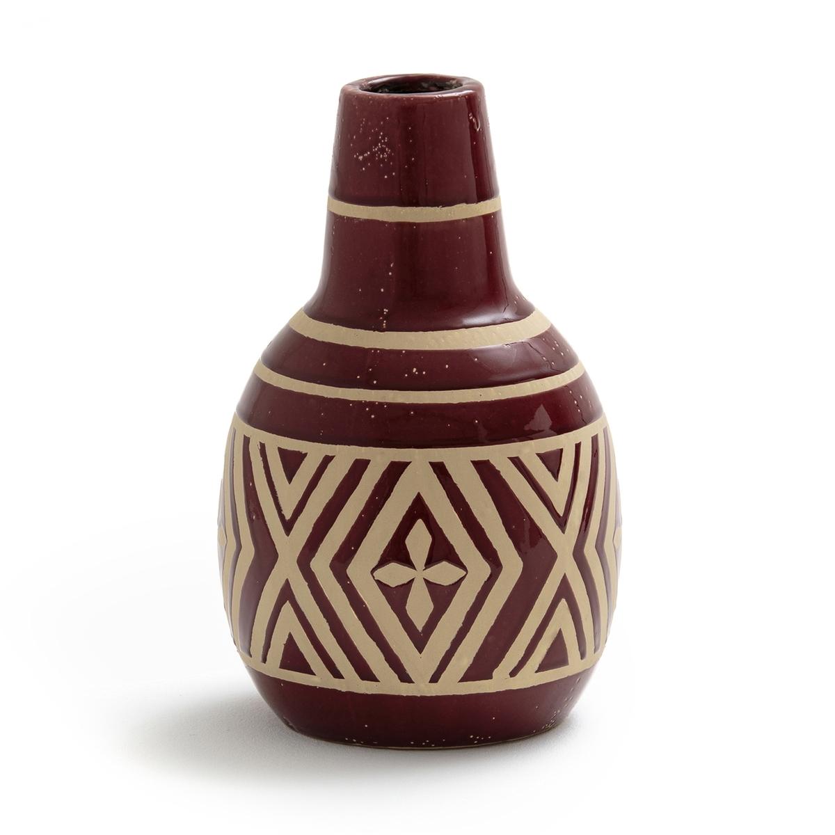Ваза-бутыль из глины, ANTORRE