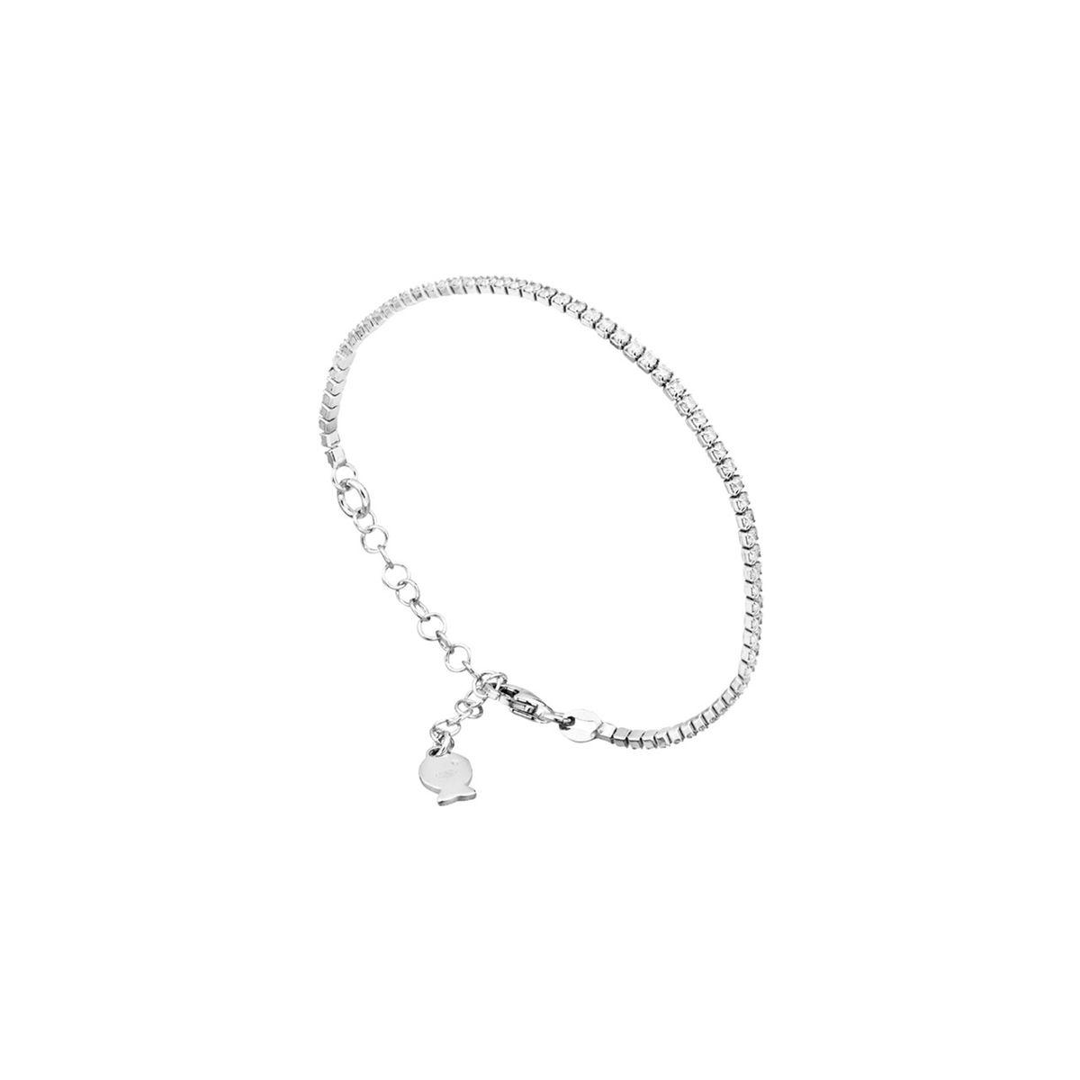 Bracelet Grace en argent 925, brillant, 3.5g