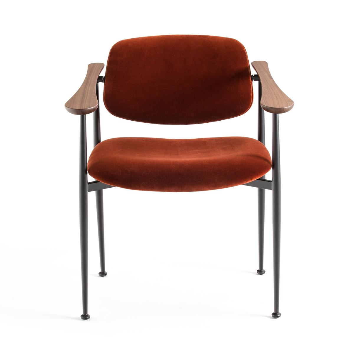 Кресло LaRedoute Для стола Jak единый размер красный