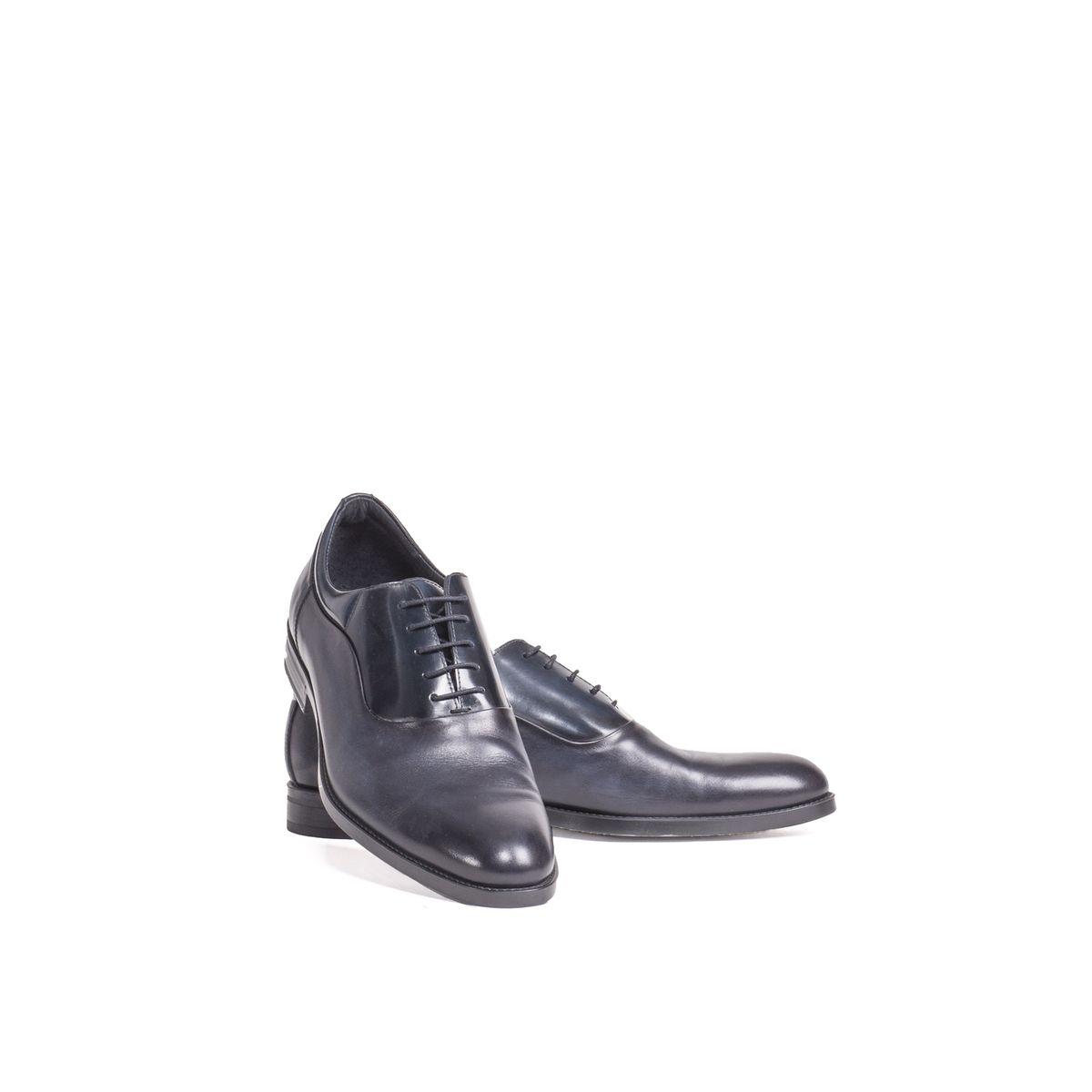 chaussure richelieu  patinee