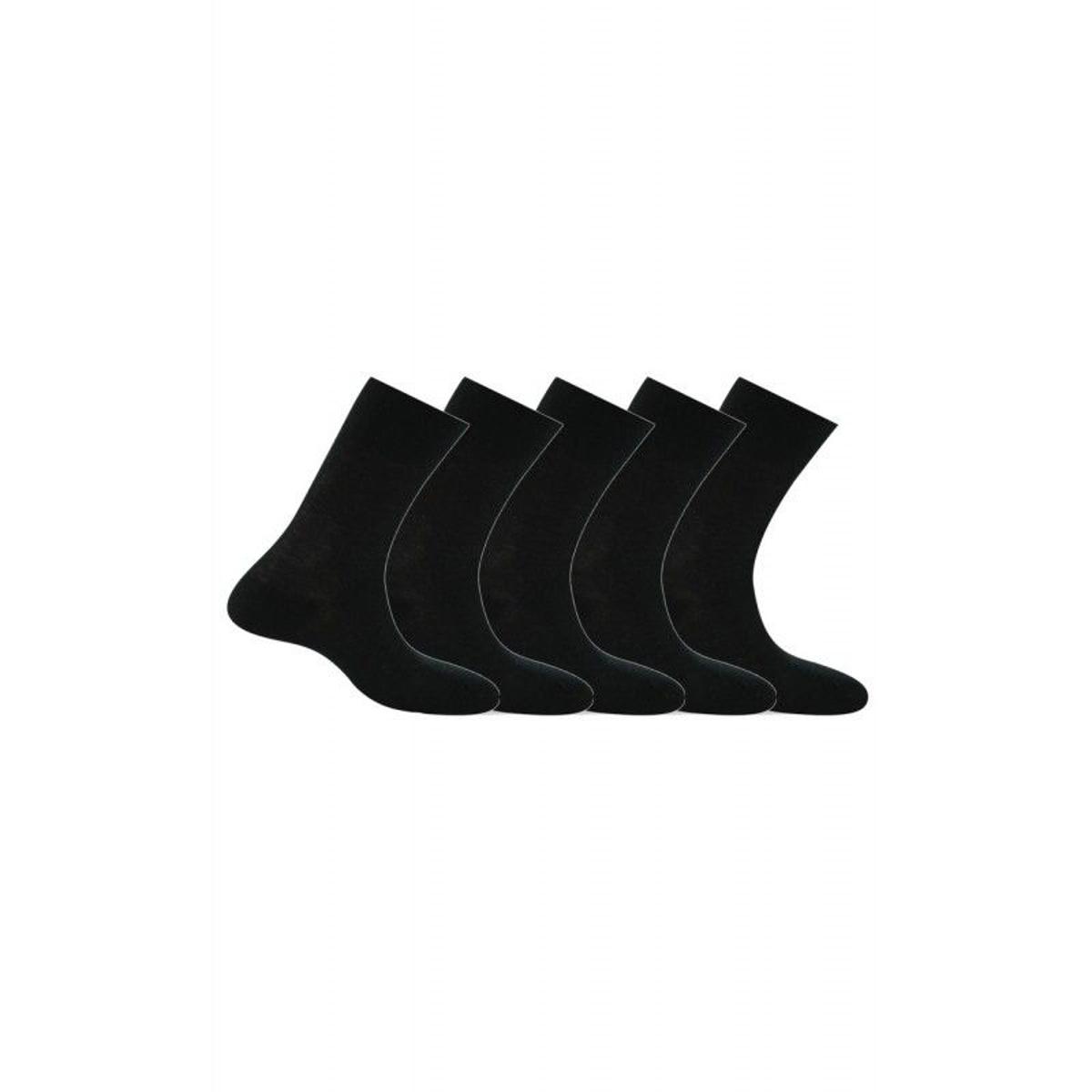 Lot 5 paires chaussettes pur fil d'écosse