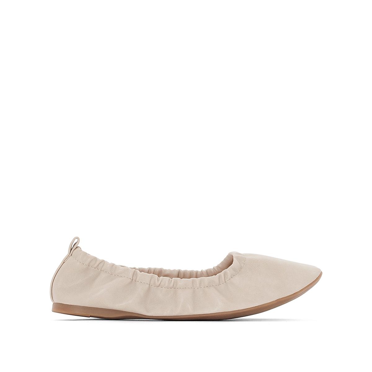 Soepele ballerina's