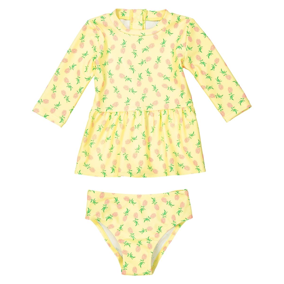 Costume da bagno fantasia, anti UV 3 mesi - 3 anni