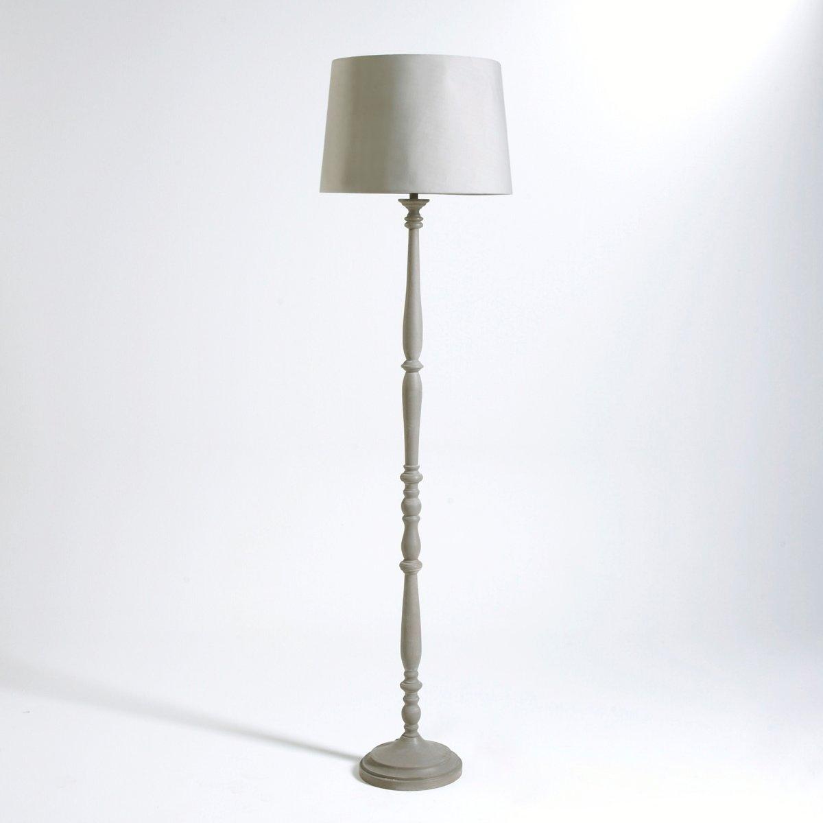 Торшер из гельвеи, KanattaОписание торшера из гельвеи Kanatta :- 2 вида отделки : серо-коричневый или черный цвет Патрон E27 для лампочки 60W (не входит в комплект)  . Этот светильник совместим с лампочками    энергетического класса   : A-B-C-D-EХарактеристики Kanatta :Массив гельвеи, элегантный и декоративный, серо-коричневого цвета .Однотонный абажур 100% хлопок .Найдите другие торшеры и коллекцию Kanatta на сайте laredoute.ru .Размеры торшера  Kanatta  :Общая высота : 159 смОснование : ?23 смАбажур: ?36 x 35 см Размеры и вес коробки :1 упаковка45 x 40 x 42 см 5,2 кг<br><br>Цвет: серо-каштановый беленый