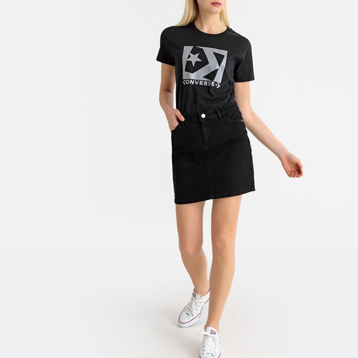 Imagen secundaria de producto de Camiseta Box Star Chevron Tee - Converse