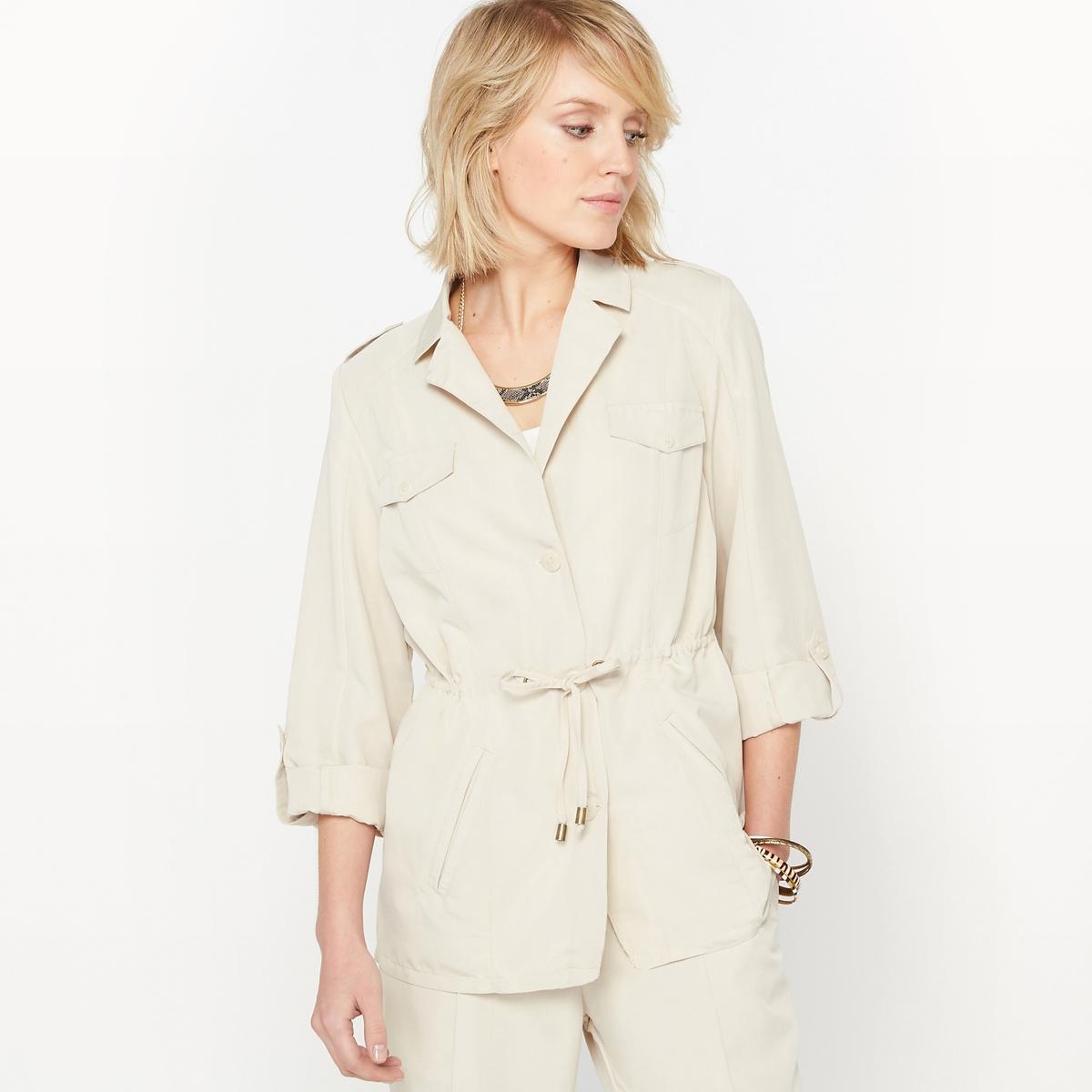 Куртка в стиле сахара , из микрофибры