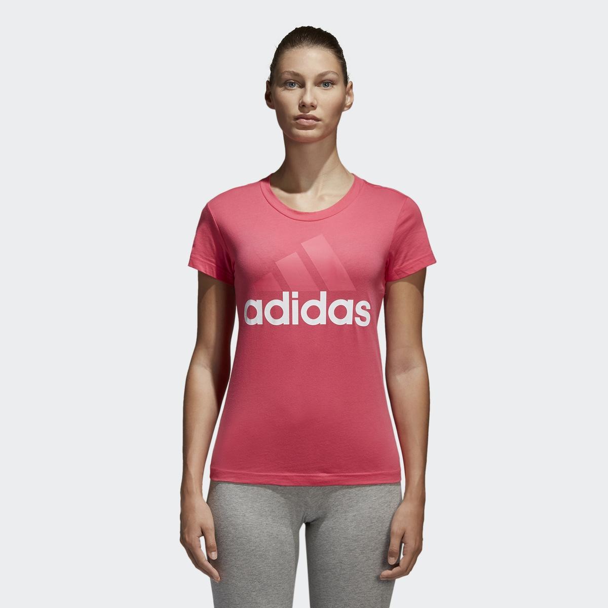 Camiseta de manga corta, cuello redondo