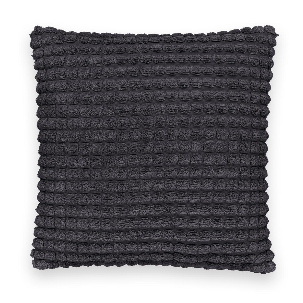 Чехол La Redoute Для подушки FLUFFY 40 x см серый