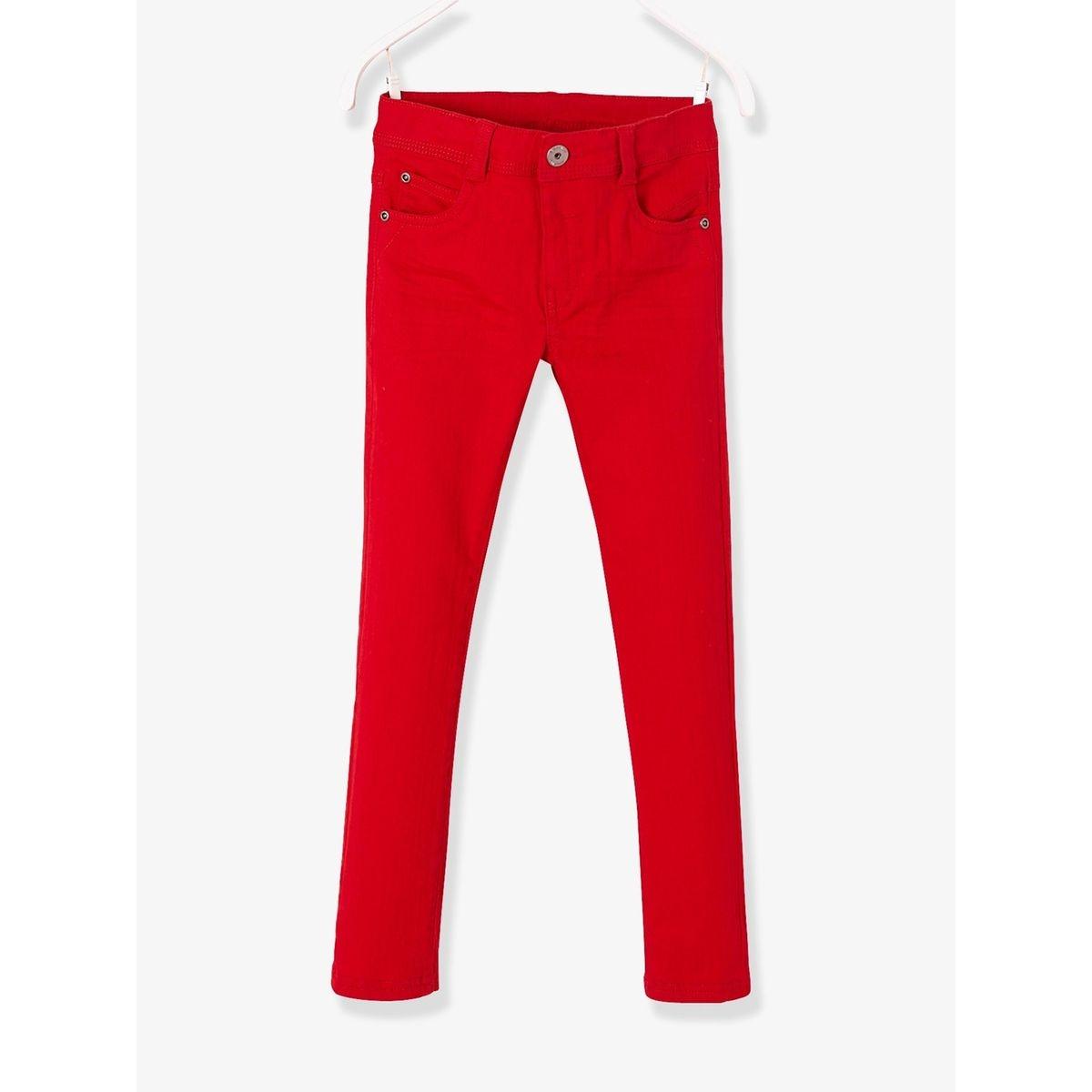 Pantalon slim garçon tour de hanches LARGE morphologik