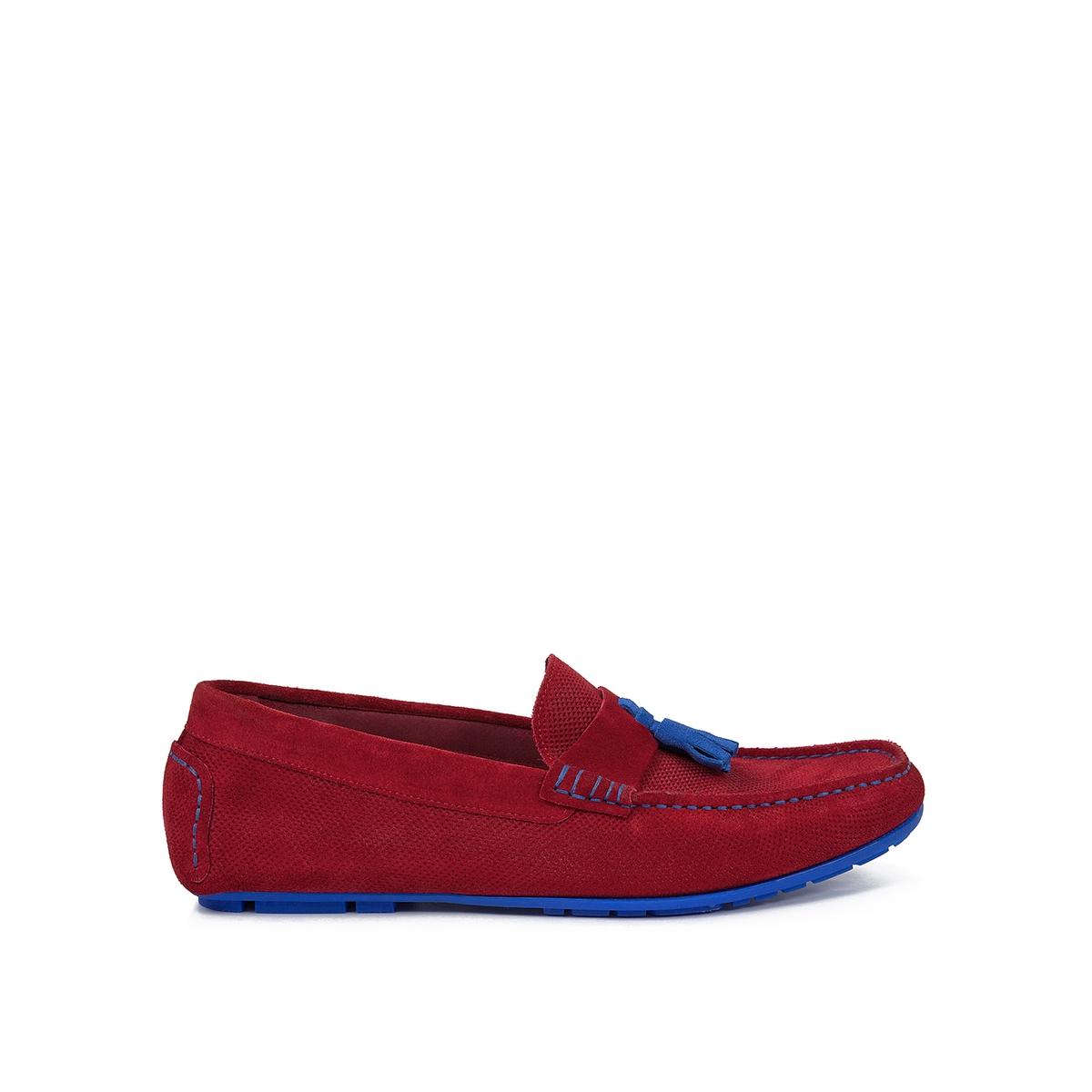 Мокасины кожаные CoburnВерх : кожа         Подкладка : кожа         Стелька : кожа         Подошва : резина         Высота каблука : 1 см         Форма каблука : плоский каблук         Мысок : закругленный мысок         Застежка : без застежки<br><br>Цвет: красный однотонный