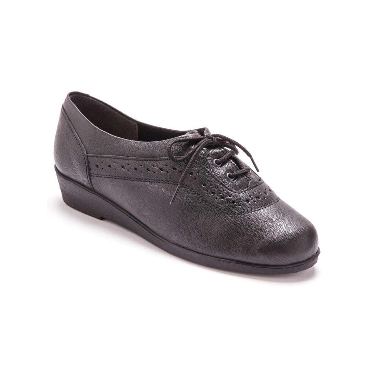 Derbies extra larges pour pieds sensibles