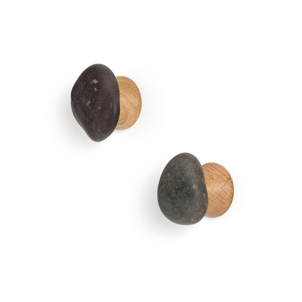 Комплект из 2 вешалок Koishi La Redoute La Redoute единый размер черный комплект из 2 вешалок koishi la redoute la redoute единый размер черный