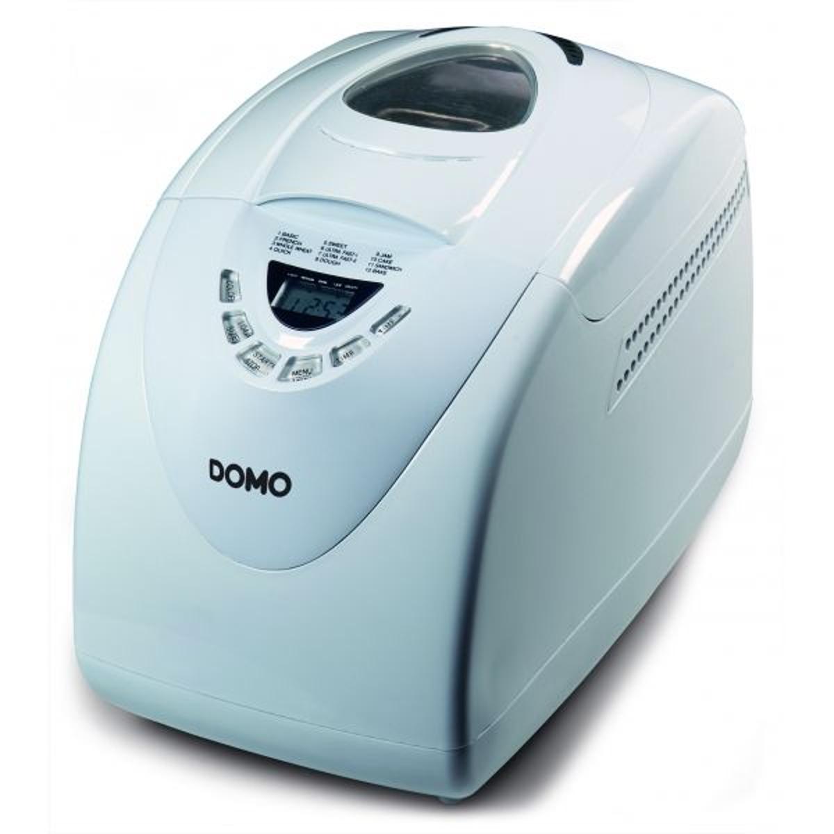 Machine à Pain 750-1000gr - Blanche - 12 programmes