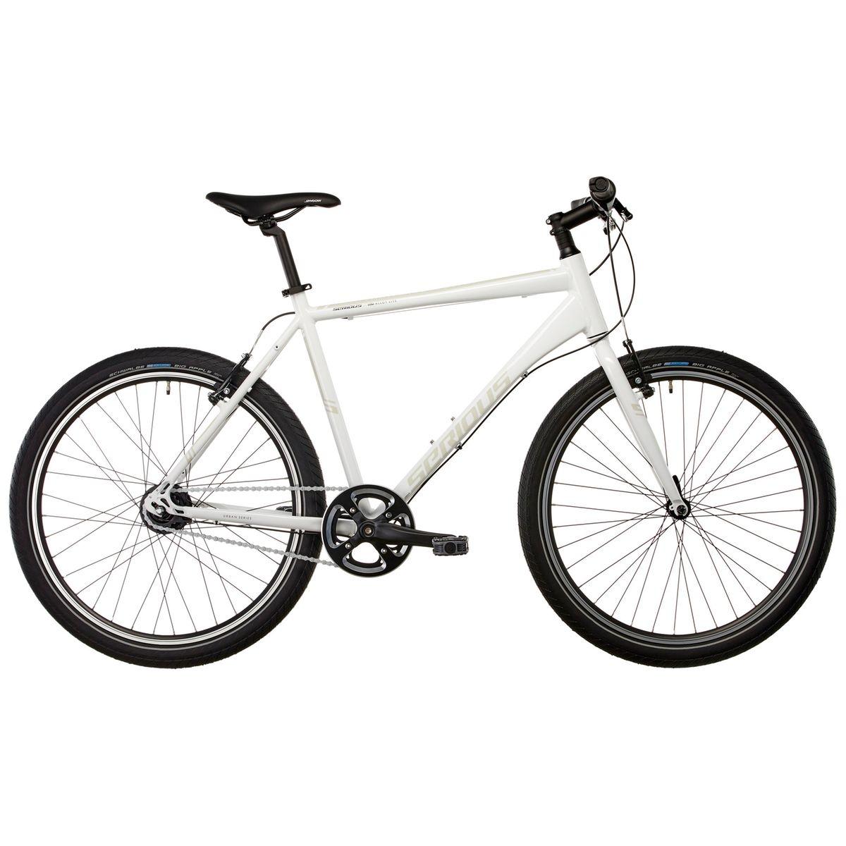 Unrivaled 8 - Vélo de ville Homme - blanc