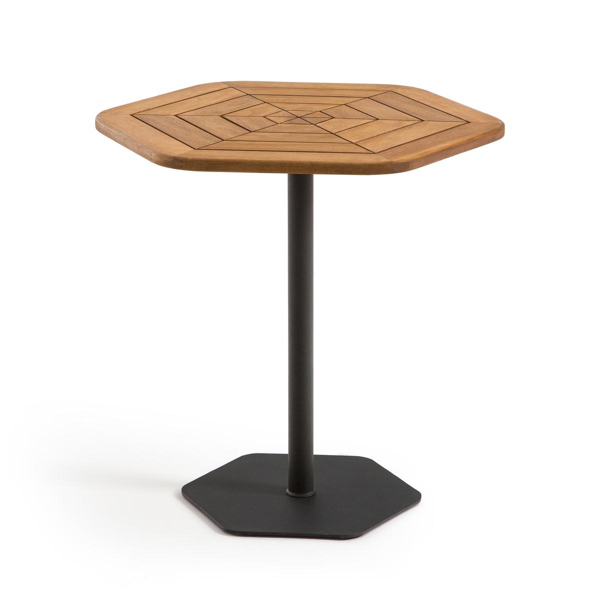 Стол садовый восьмиугольный из акации FSC* KAJLAW стол для сада из акации fsc caleb