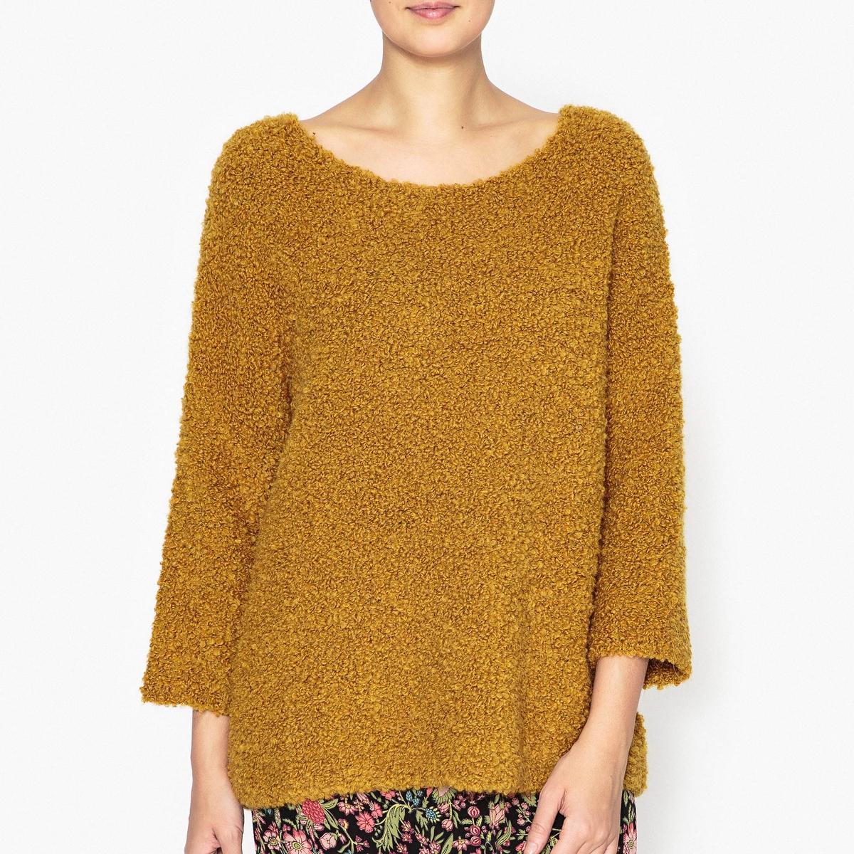 Пуловер расклешенный MADDIE