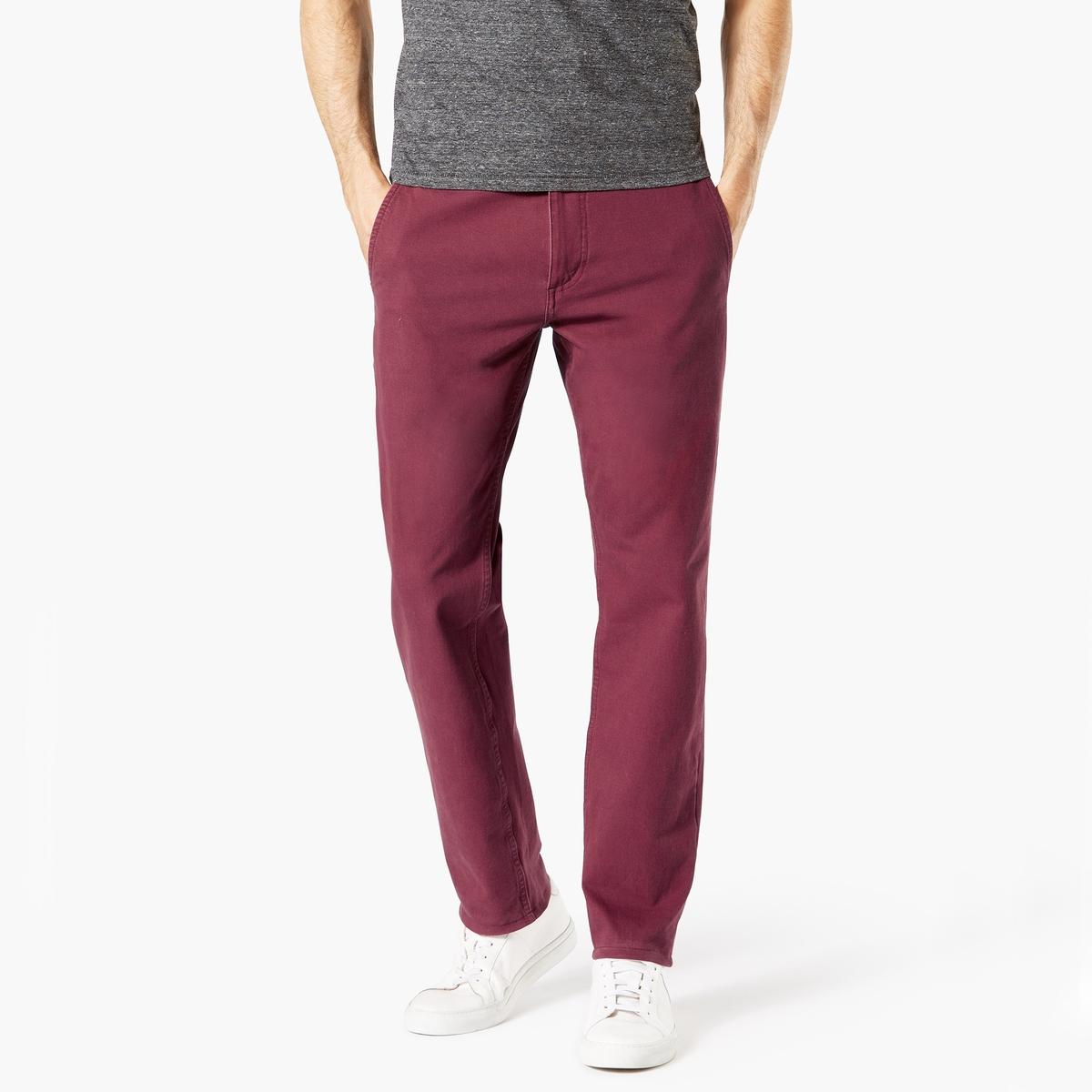 Pantaloni chino slim taper stretch SMART 360 FLEX