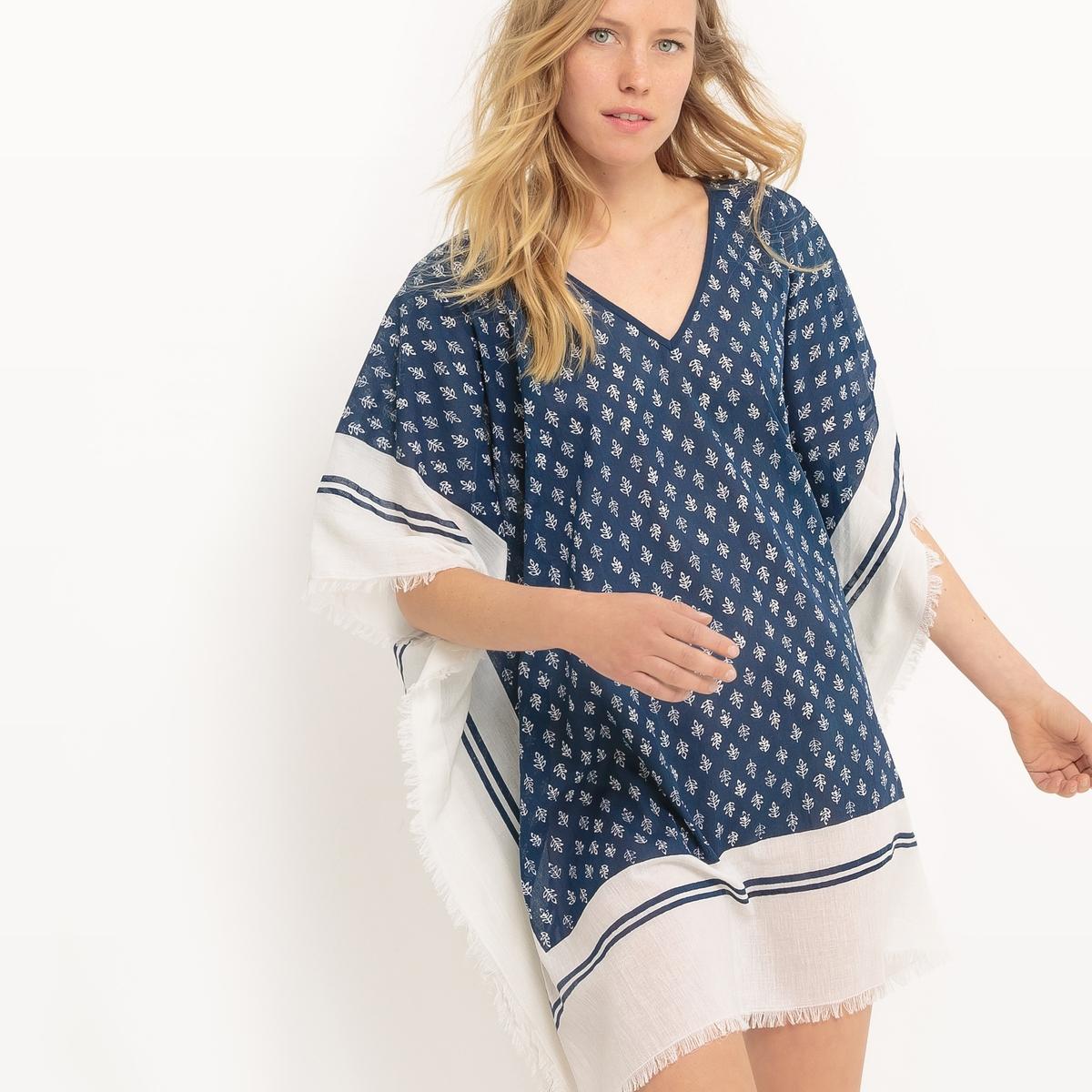 Блузка с принтом от La Redoute