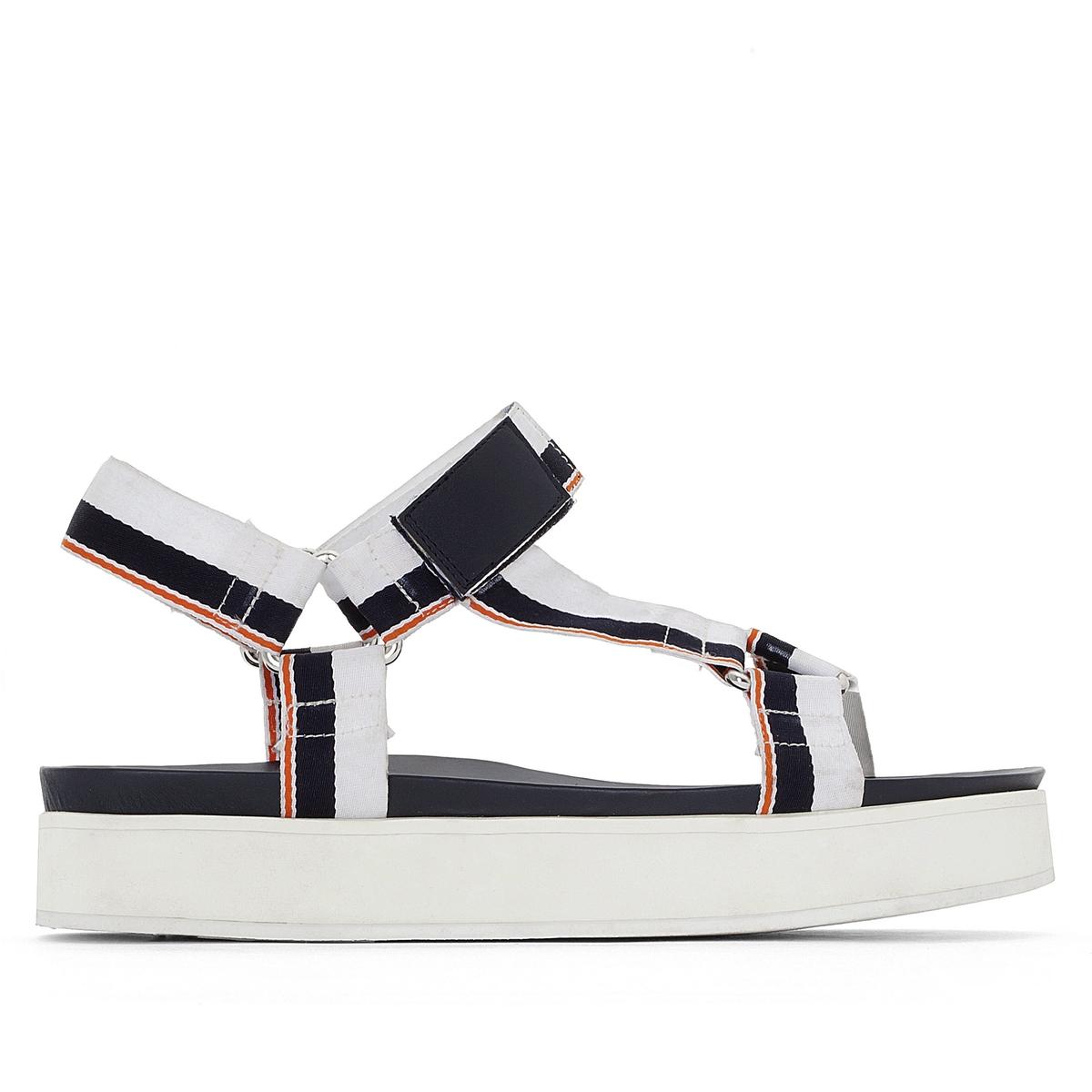 zapatillas Sandalias con plataforma