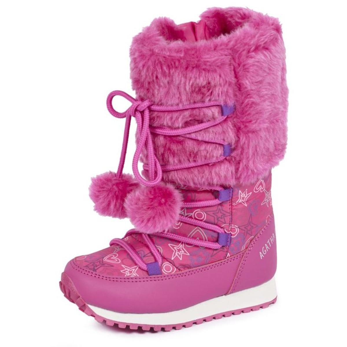 Agatha Ruiz de la Prada Après-ski  Fille rose 161996B