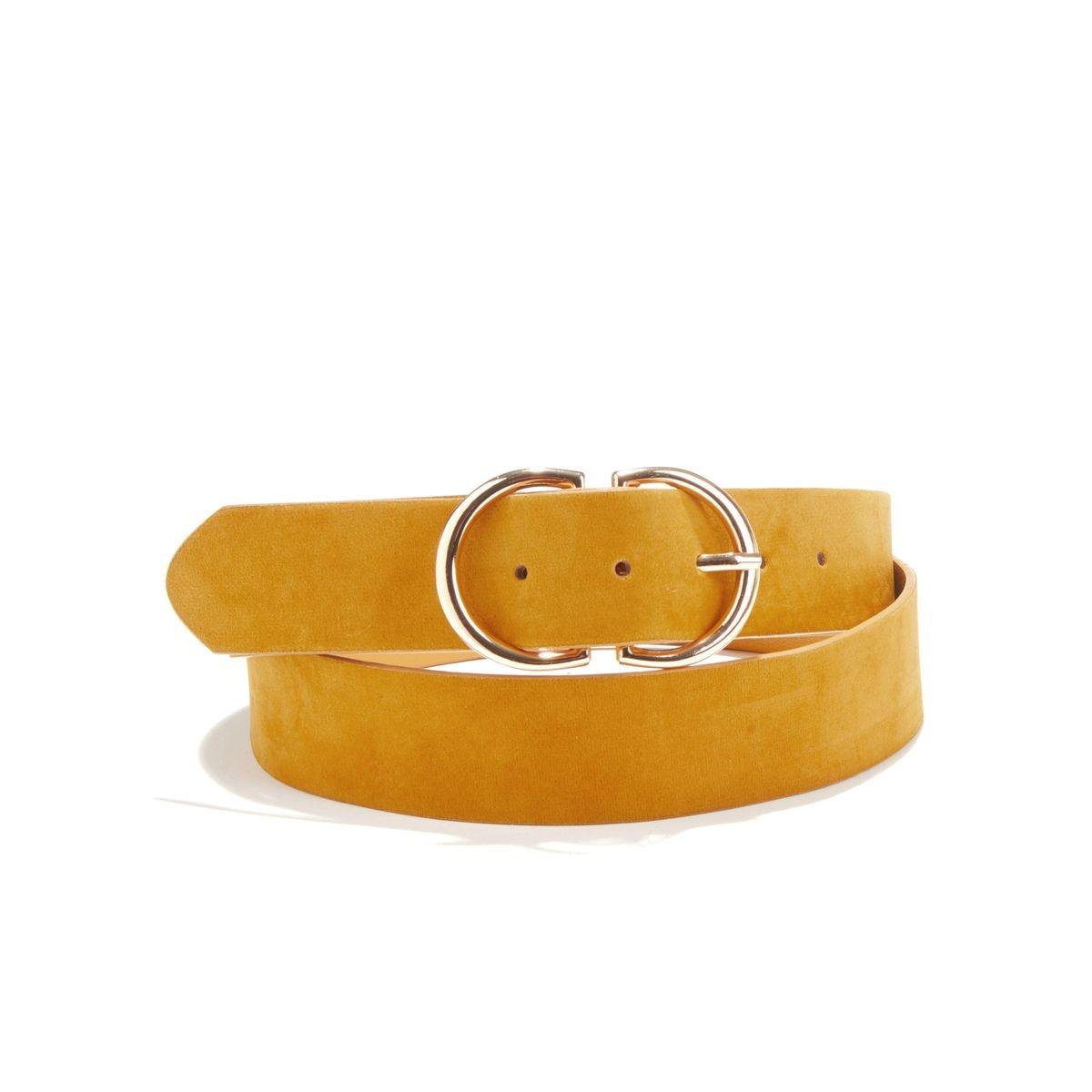 Large ceinture  doucle boucle dorée