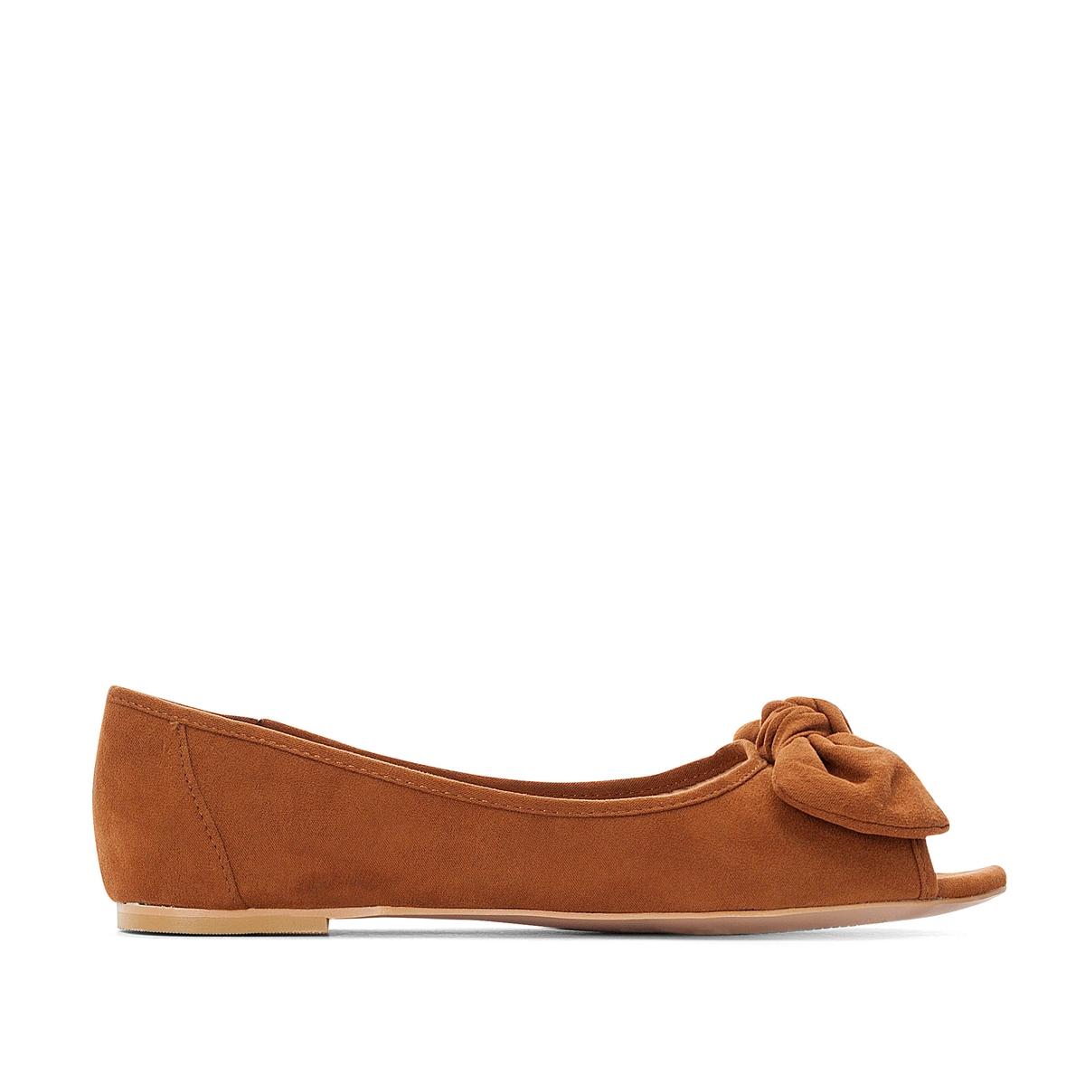 Sabrinas rasas, biqueira aberta, especial pés largos, do 36 ao 45