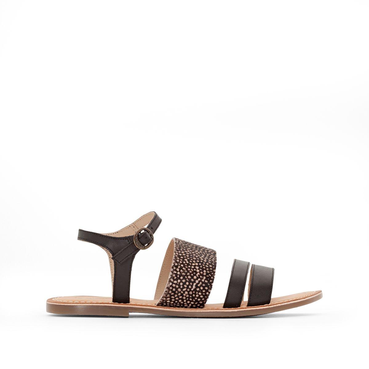 Sandales cuir Divatte