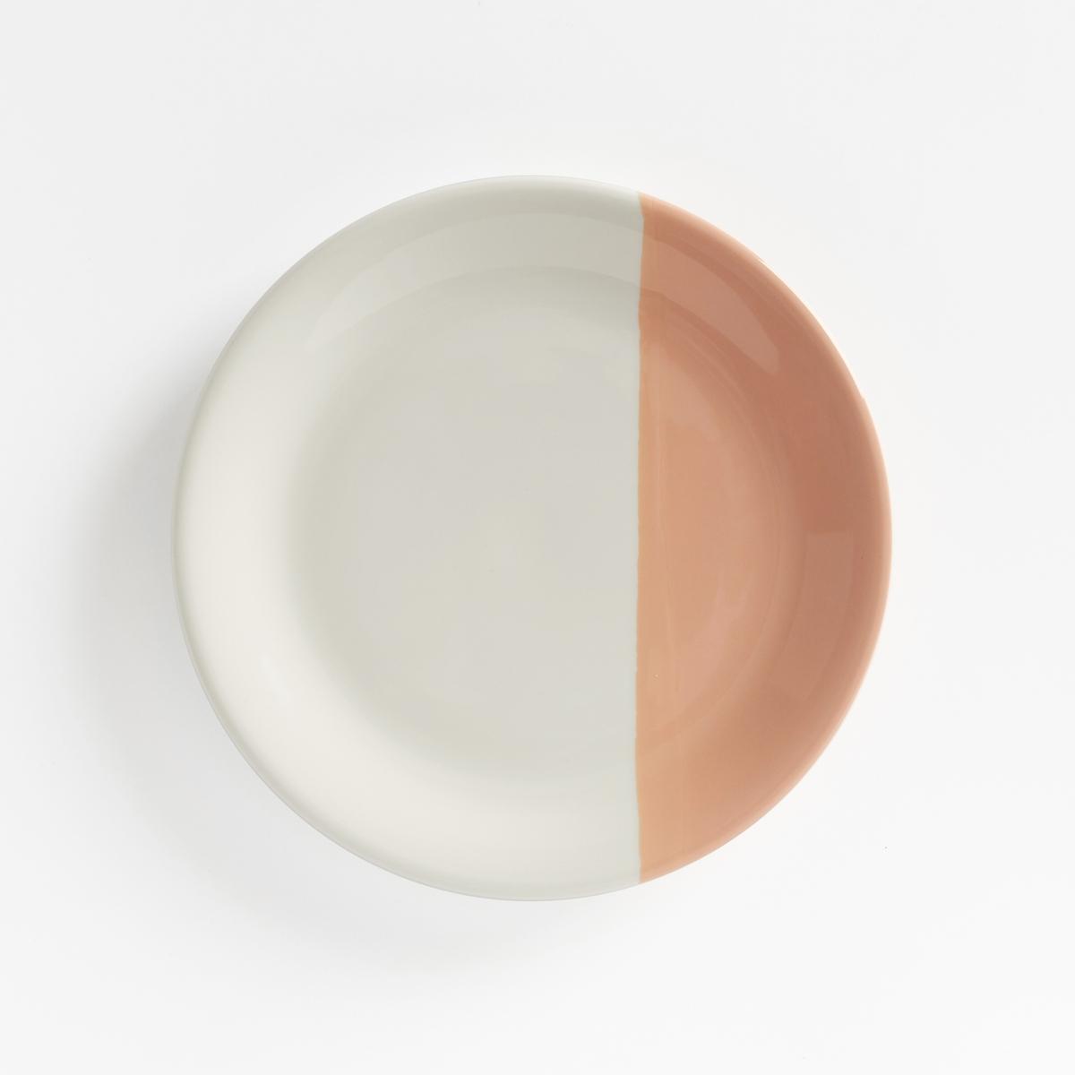 Комплект из 4 десертных тарелок, ZALATO комплект тарелок jardin