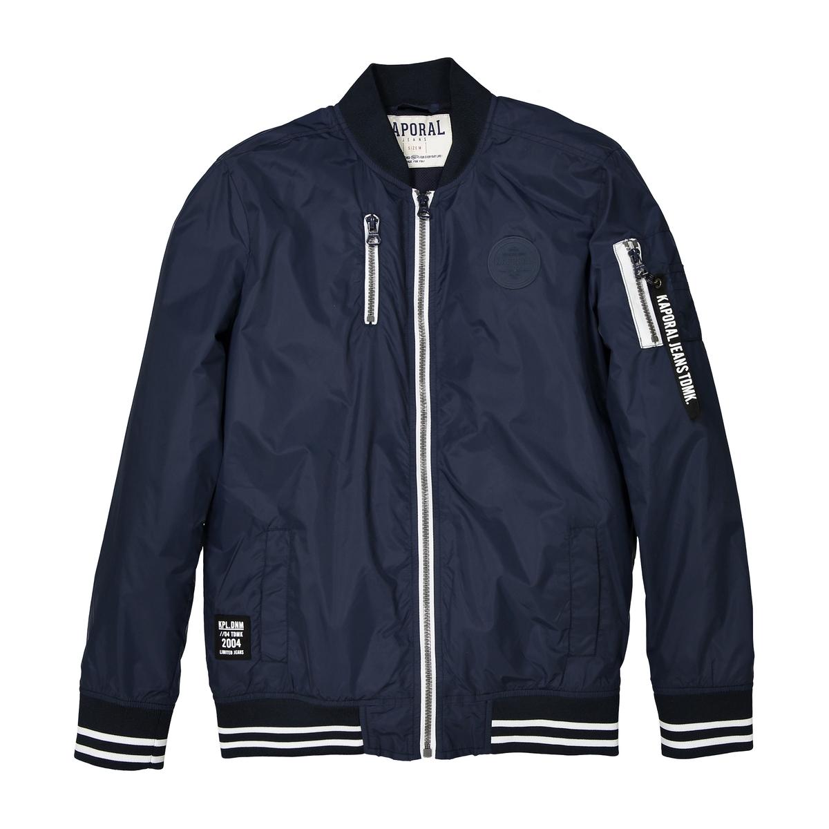 Куртка свободного покроя бойфренд в стиле ТеддиОписание:Детали •  В стиле Тедди •  Покрой бойфренд, свободный •  Круглый вырезСостав и уход •  100% полиамид •  Следуйте рекомендациям по уходу, указанным на этикетке изделия<br><br>Цвет: синий морской