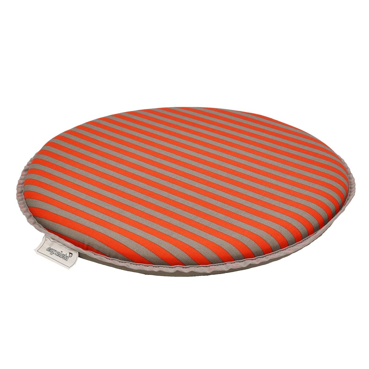 Подушка для стула круглая ESTIVO (комплект из 2 подушек) autoprofi оплётка руля алькантара 6 подушек наполнитель 2 см поролон с памятью св серый разм м 1 10