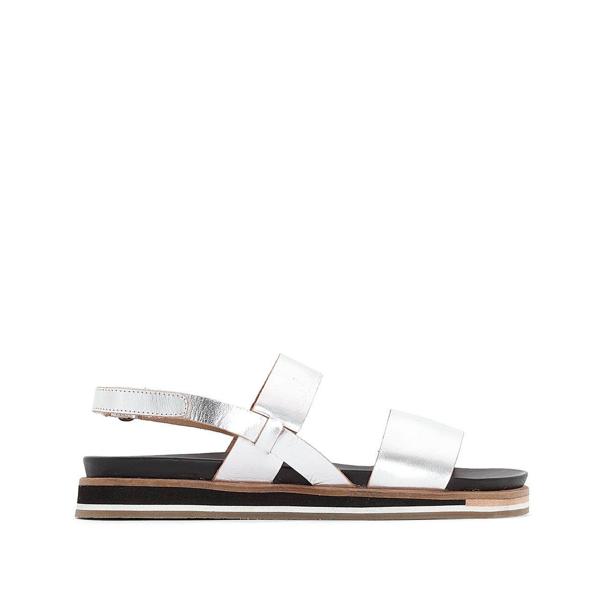 zapatillas Sandalias de piel OLIVERA