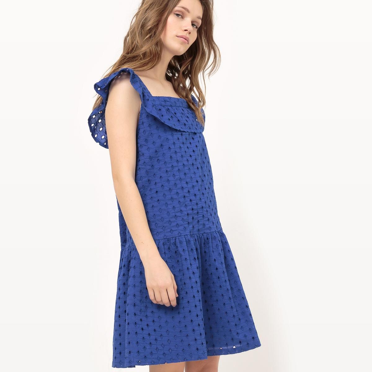 Платье с английской вышивкой майка борцовка print bar hu da kurlzz ss