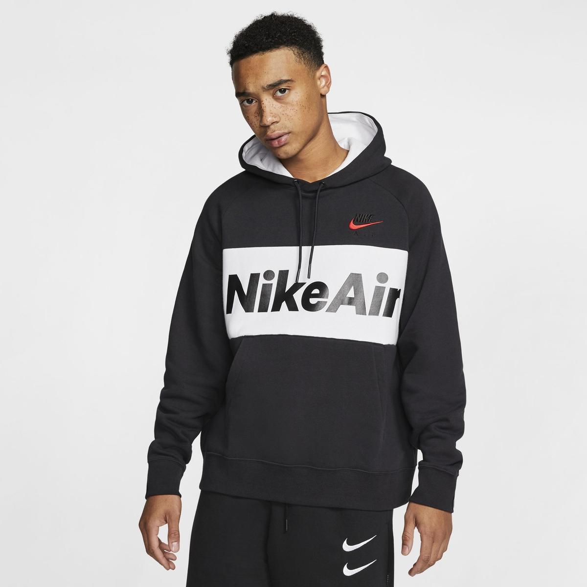 Sudadera con capucha de felpa Nike Air