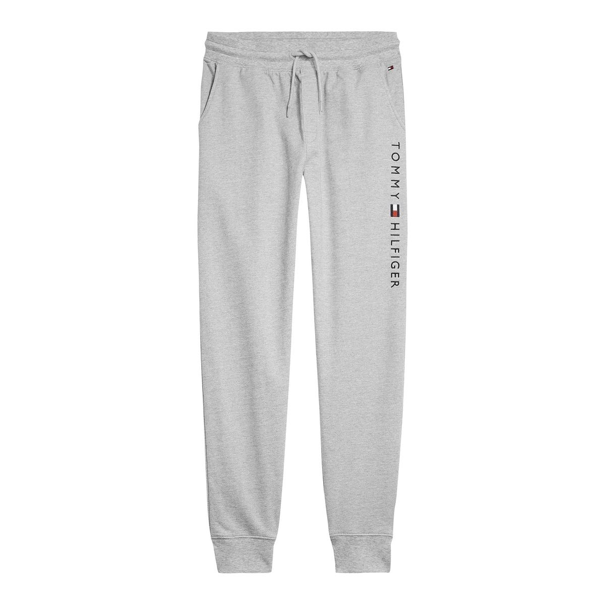 Calças de pijama, em moletão