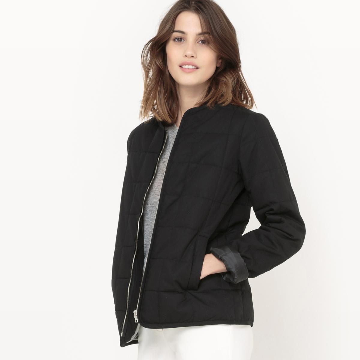 Куртка стеганая из хлопка