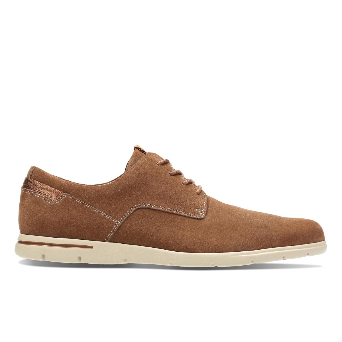 Ботинки-дерби из замши Vennor Walk цены онлайн