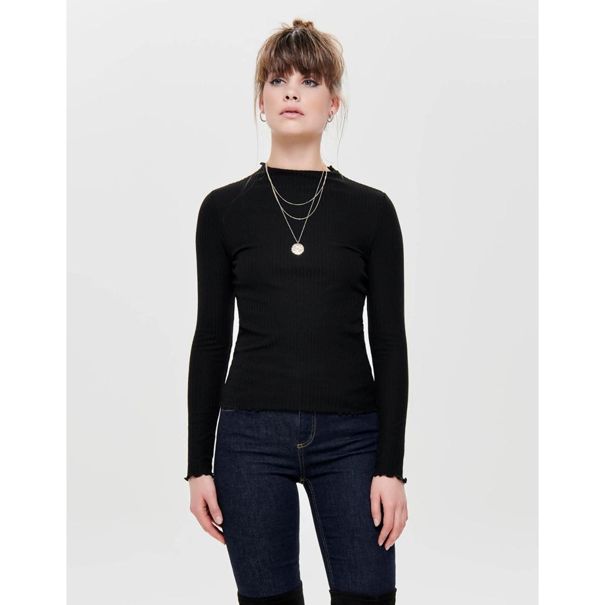 Пуловер La Redoute Из тонкого трикотажа с оригинальной отделкой L черный пуловер la redoute из тонкого трикотажа со шнуровкой l бежевый