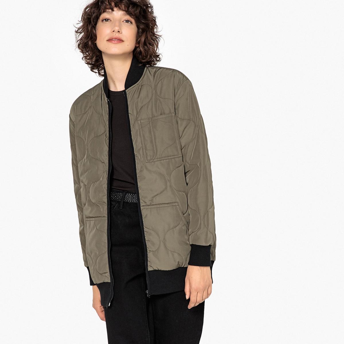 Steppjacke mit Reissverschluss   Bekleidung > Jacken > Daunenjacken & Steppjacken   Polyester   La Redoute Collections