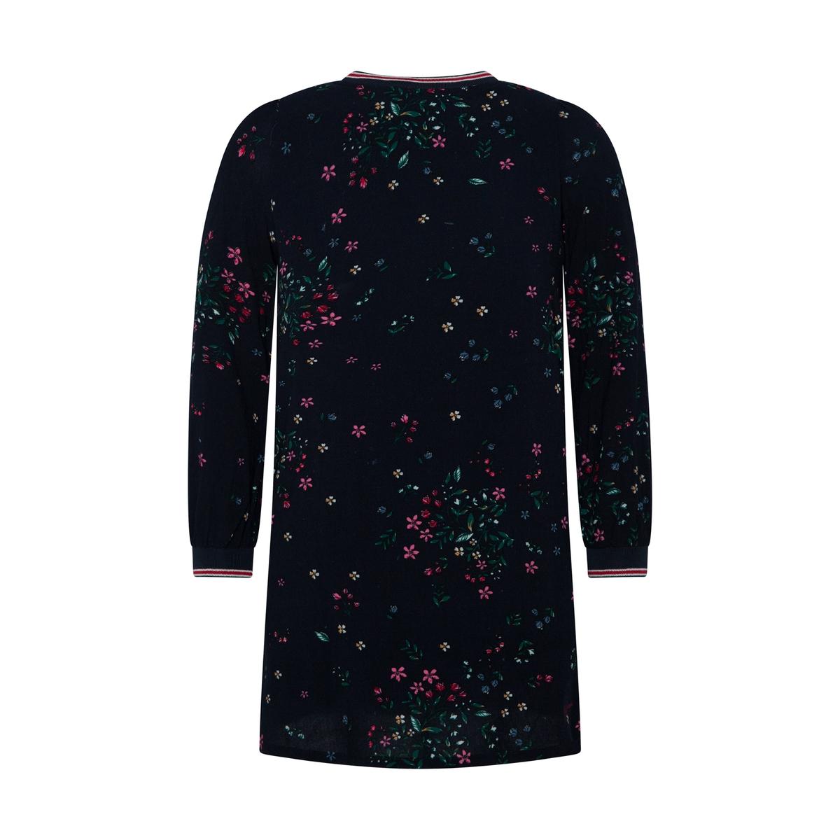 Платье La Redoute С длинными рукавами - лет 12 лет -150 см разноцветный блузка la redoute в полоску с длинными рукавами 12 лет 150 см другие
